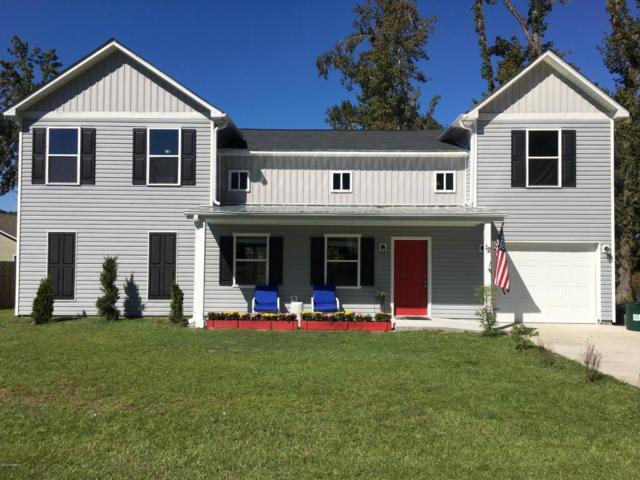12 Mint Farm Drive, Beaufort, SC 29906 (MLS #158917) :: RE/MAX Coastal Realty