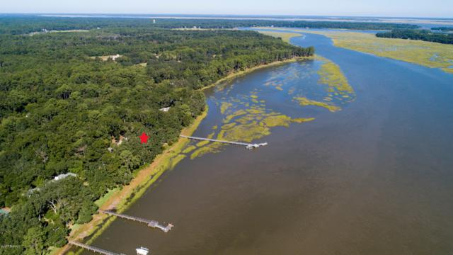 3527 Morgan River Drive N, Beaufort, SC 29907 (MLS #159198) :: RE/MAX Coastal Realty