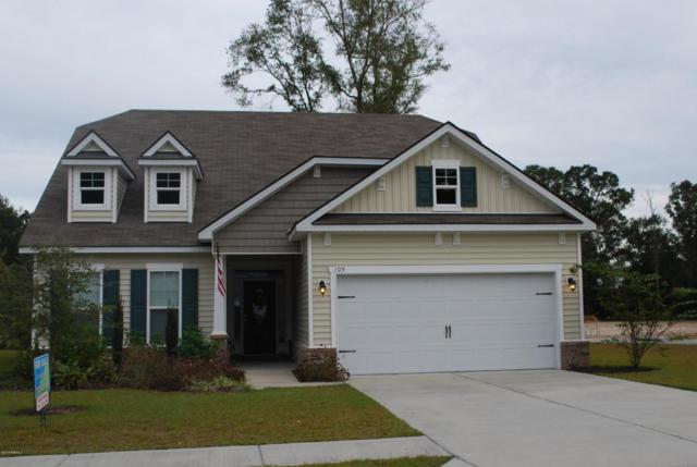 105 Sago Palm Drive, Bluffton, SC 29910 (MLS #159262) :: RE/MAX Island Realty