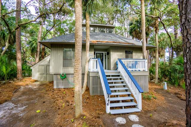 846 Marsh Dunes Road, Fripp Island, SC 29920 (MLS #159487) :: RE/MAX Island Realty