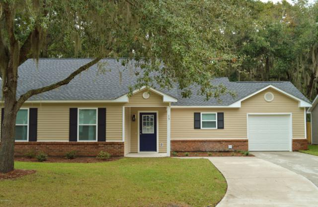 13 Brindlewood Drive, Beaufort, SC 29907 (MLS #159499) :: RE/MAX Island Realty