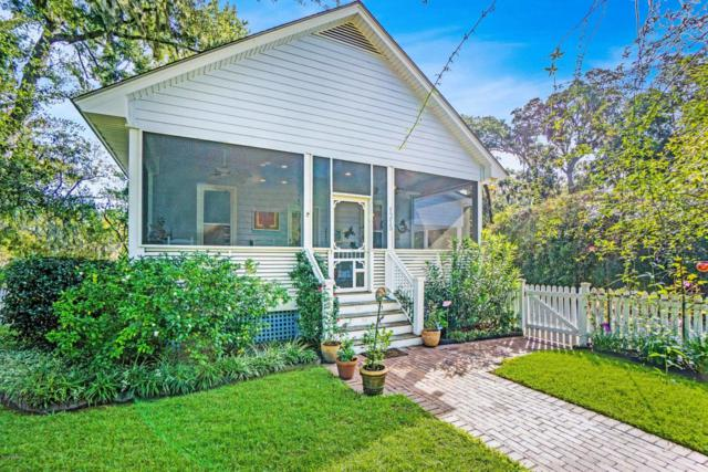 1215 Rodgers Street, Beaufort, SC 29902 (MLS #159577) :: RE/MAX Coastal Realty