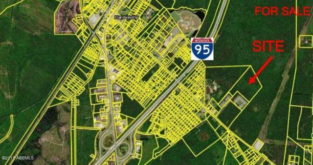 815 Main Street, Hardeeville, SC 29927 (MLS #159681) :: RE/MAX Coastal Realty