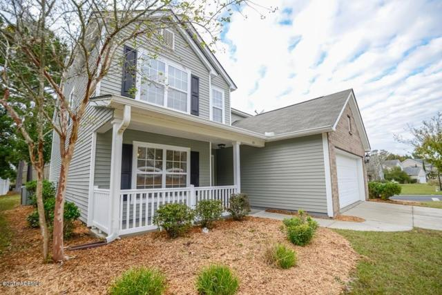 33 Shadow Moss Drive, Beaufort, SC 29906 (MLS #159705) :: RE/MAX Coastal Realty
