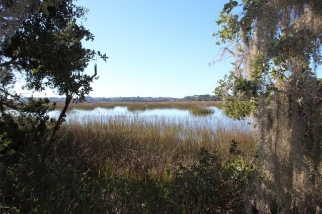 132 Stuart Point Drive, Seabrook, SC 29940 (MLS #160008) :: Shae Chambers Helms | Keller Williams Realty