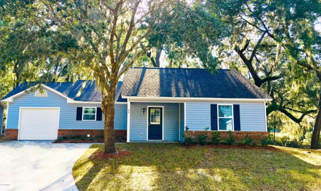 26 Brindlewood Drive, Beaufort, SC 29907 (MLS #160037) :: RE/MAX Island Realty