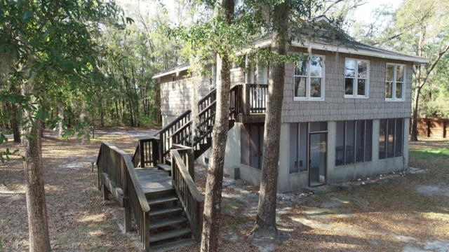 11 Salt Creek Drive E, Beaufort, SC 29906 (MLS #160202) :: RE/MAX Island Realty