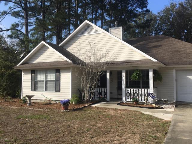 10 Eagle Trace Court, Beaufort, SC 29907 (MLS #160387) :: RE/MAX Coastal Realty