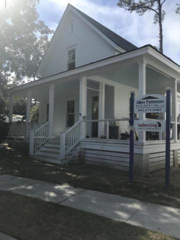 514 Water Street, Beaufort, SC 29902 (MLS #160412) :: RE/MAX Island Realty