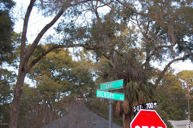 8 Pine Run Trail, Beaufort, SC 29907 (MLS #160482) :: Shae Chambers Helms | Keller Williams Realty