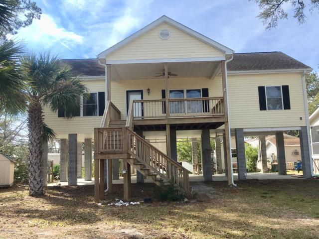 15 Tomahawk Trail, St. Helena Island, SC 29920 (MLS #160529) :: RE/MAX Coastal Realty