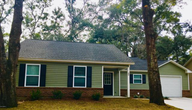 32 Brindlewood Drive, Beaufort, SC 29907 (MLS #160620) :: RE/MAX Island Realty