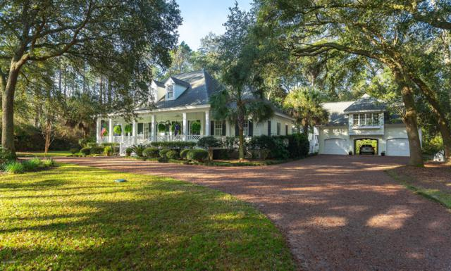 145 Distant Island Drive, Beaufort, SC 29907 (MLS #160734) :: RE/MAX Island Realty