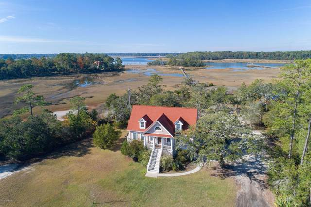 60 Coosaw River Drive, Beaufort, SC 29907 (MLS #160866) :: RE/MAX Island Realty