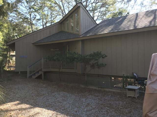860 Sabal Court, Fripp Island, SC 29920 (MLS #160938) :: RE/MAX Island Realty