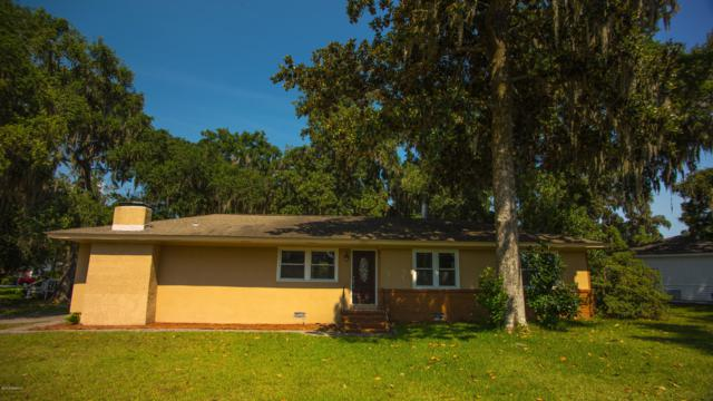3005 Broad River Drive, Beaufort, SC 29906 (MLS #162184) :: RE/MAX Island Realty