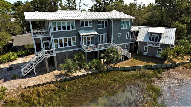 369 Pike Drive, Fripp Island, SC 29920 (MLS #162847) :: RE/MAX Island Realty