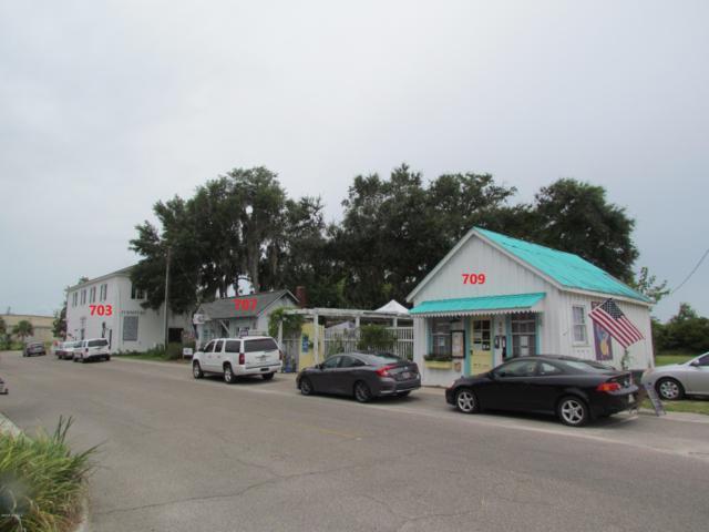709 Paris Avenue, Port Royal, SC 29935 (MLS #163007) :: MAS Real Estate Advisors