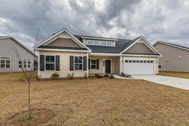 487 Fort Sullivan Drive, Ridgeland, SC 29936 (MLS #163363) :: Shae Chambers Helms | Keller Williams Realty