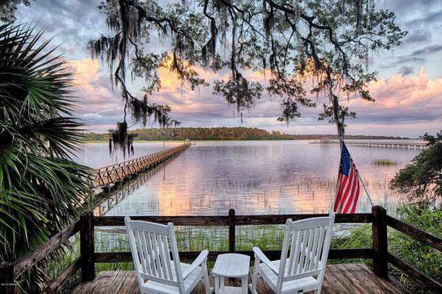 627 Paige Point Road, Seabrook, SC 29940 (MLS #163445) :: Shae Chambers Helms | Keller Williams Realty