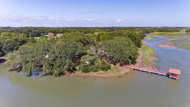 61 1st Coleman Road, St. Helena Island, SC 29920 (MLS #163718) :: RE/MAX Island Realty