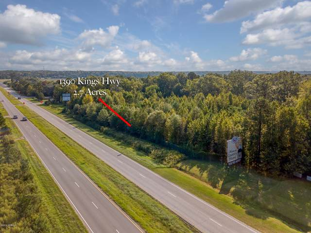 1390 Kings Highway, Yemassee, SC 29945 (MLS #163751) :: MAS Real Estate Advisors