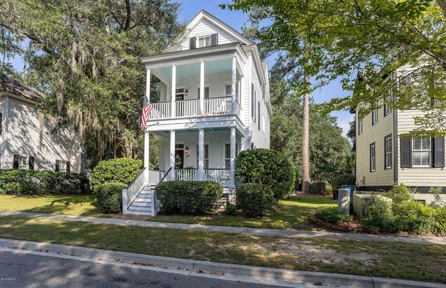 23 Holbrook Drive, Beaufort, SC 29902 (MLS #163795) :: Shae Chambers Helms | Keller Williams Realty