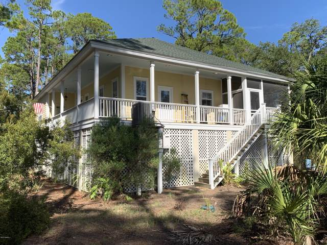 30 Lakeview Lane, Harbor Island, SC 29920 (MLS #164042) :: RE/MAX Coastal Realty