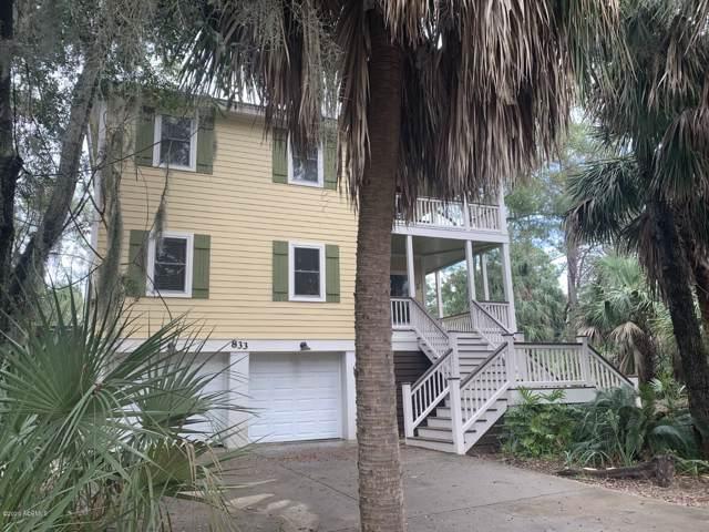 833 Bonito Drive, Fripp Island, SC 29920 (MLS #164056) :: Shae Chambers Helms | Keller Williams Realty