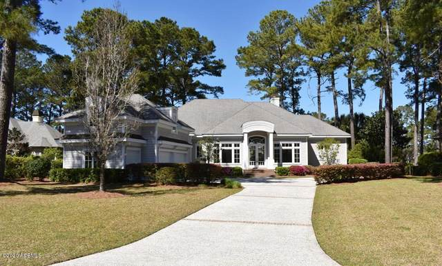 8 Lexington Drive, Bluffton, SC 29910 (MLS #164068) :: Shae Chambers Helms | Keller Williams Realty