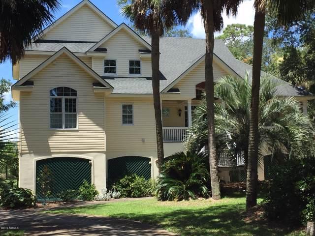 550 Remora Drive, Fripp Island, SC 29920 (MLS #164094) :: RE/MAX Coastal Realty