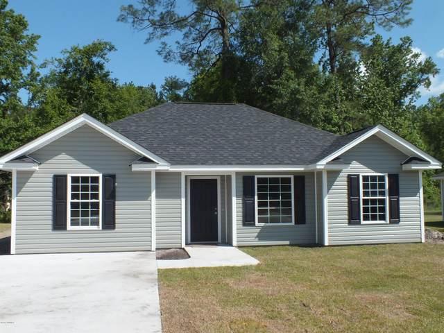 93 Brandon Cove, Ridgeland, SC 29936 (MLS #164106) :: Shae Chambers Helms   Keller Williams Realty