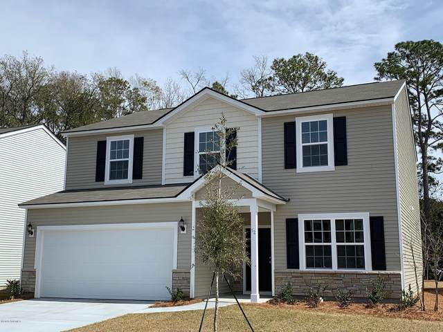 12 Coosawhatchie Way, Beaufort, SC 29906 (MLS #164121) :: RE/MAX Island Realty