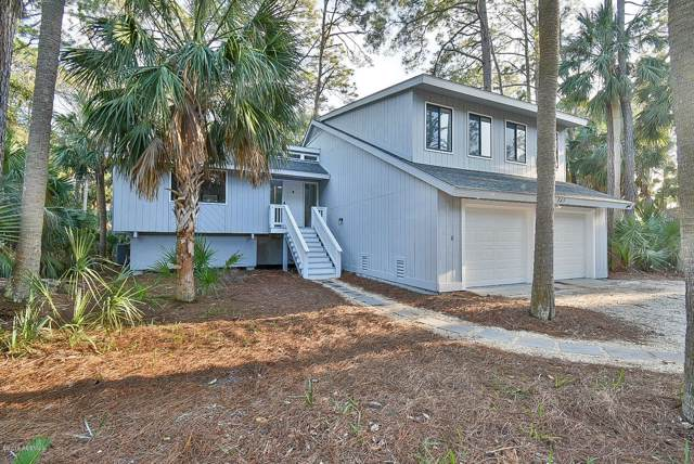 865 Salt Cedar Lane, Fripp Island, SC 29920 (MLS #164185) :: RE/MAX Island Realty