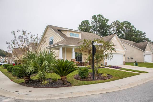 101 Patriot Court, Beaufort, SC 29906 (MLS #164220) :: MAS Real Estate Advisors