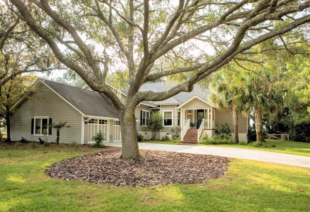 4 Country Club Drive, Beaufort, SC 29907 (MLS #164234) :: Shae Chambers Helms | Keller Williams Realty