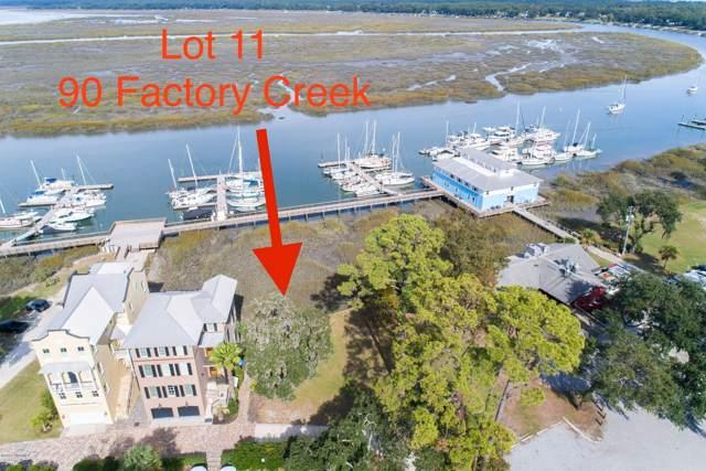 90 Factory Creek Court, Beaufort, SC 29907 (MLS #164242) :: RE/MAX Island Realty