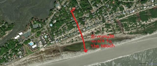 706 Swordfish Road, Fripp Island, SC 29920 (MLS #164323) :: MAS Real Estate Advisors