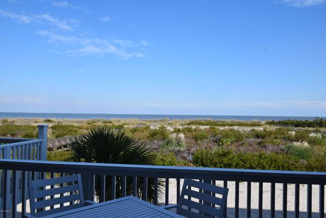D-213 Cedar Reef Villas, St. Helena Island, SC 29920 (MLS #164334) :: RE/MAX Coastal Realty