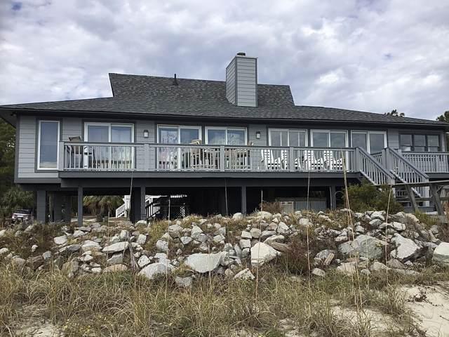 704 Red Drum Road S, Fripp Island, SC 29920 (MLS #164452) :: MAS Real Estate Advisors