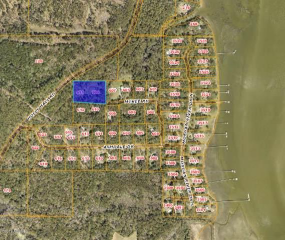 611 Mckee Road, Beaufort, SC 29907 (MLS #164484) :: Coastal Realty Group