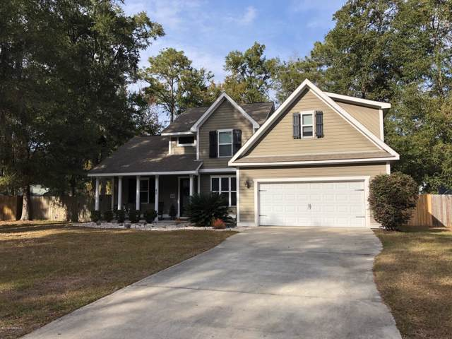 42 Osprey Road, Beaufort, SC 29907 (MLS #164513) :: MAS Real Estate Advisors