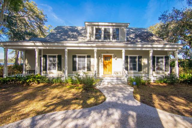 30 W River Drive, Beaufort, SC 29907 (MLS #165099) :: Shae Chambers Helms | Keller Williams Realty