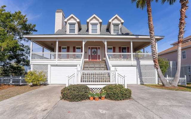 6 Sand Dollar Court, Harbor Island, SC 29920 (MLS #165150) :: RE/MAX Coastal Realty