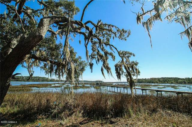 661 Paige Point Road, Seabrook, SC 29940 (MLS #165375) :: Shae Chambers Helms | Keller Williams Realty
