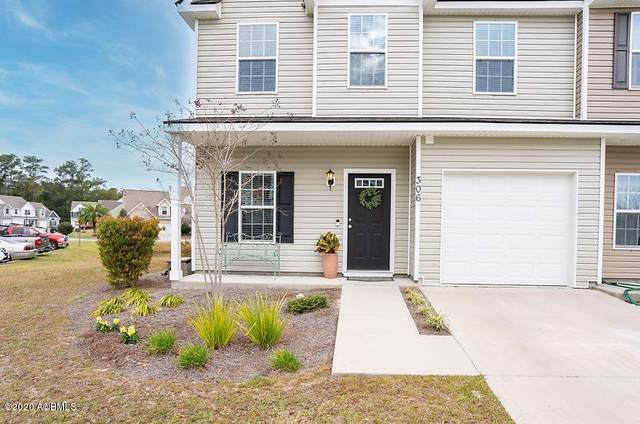 306 Dante Circle, Beaufort, SC 29906 (MLS #165442) :: MAS Real Estate Advisors