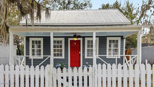 1210 Congress Street, Beaufort, SC 29902 (MLS #165452) :: Shae Chambers Helms | Keller Williams Realty