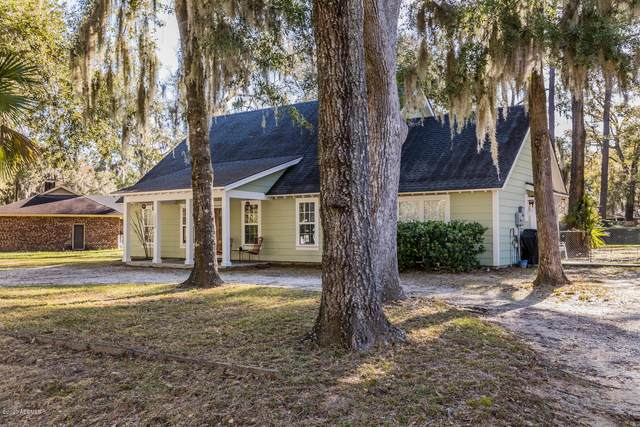3008 Ashwood Circle, Beaufort, SC 29906 (MLS #165565) :: Shae Chambers Helms | Keller Williams Realty