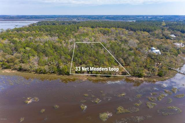 33 Net Menders Loop, St. Helena Island, SC 29920 (MLS #165653) :: Shae Chambers Helms | Keller Williams Realty