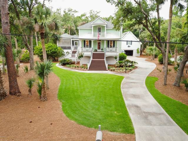 711 Marlin Drive, Fripp Island, SC 29920 (MLS #165742) :: Shae Chambers Helms | Keller Williams Realty
